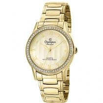 Relógio Champion Passion CN29310G Feminino - Social Analógico Prova d?Água