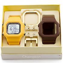 Relógio Champion YOT Troca Pulseiras - CP40180XK1 - Magnum