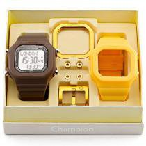 Relógio Champion YOT Troca Pulseiras - CP40180XK16 - Magnum