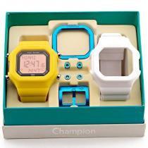 Relógio Champion YOT Troca Pulseiras - CP40180XK2 - Magnum