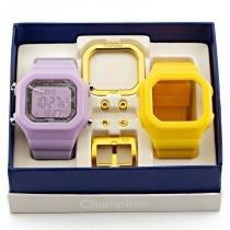 Relógio Champion YOT Troca Pulseiras - CP40180XK4 - Magnum