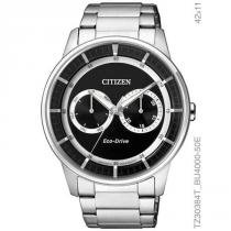 Relógio Citizen Ecodrive Masculino Ref: Tz30384t Solar -