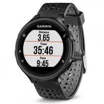 Relógio Com Monitor Cardíaco Embutido Garmin Forerunner 235 Preto Com Bluetooth E Gps - Garmin