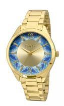 Relógio Condor Feminino Ritmo Envolvente CO2035KRR/4A  Dourado - Technos