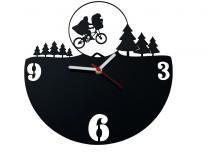 Relógio de Parede Decorativo - Modelo E.T - O Extraterrestre - Me criative