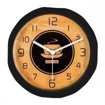 Relógio de Parede Redondo Café - Ambiente - Casa Ambiente