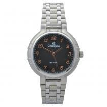 bc186e8abaa Relógio de Pulso Champion Masculino CA20241T - Prata - Champion watch