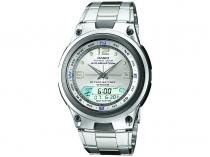 Relógio de Pulso Masculino Esportivo Anadigi Casio AW 82D 7AVDF