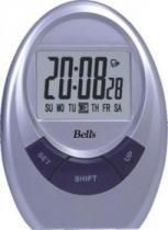 Relógio  Digital De Mesa Com Despertador cronômetro Data - Bells