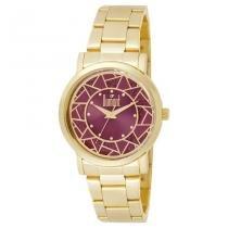 Relógio Dumont Feminino Ref: Du2036ltn/4n - Dumont