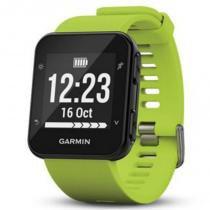 Relógio Esportivo Garmin Forerunner 35 Verde com Medição de Frequência Cardíaca -