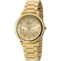 Relógio Feminino Allora Analógico Fashion AL2036CB4D -