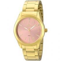Relógio Feminino Allora Analógico - Resistente à Água Encontro Colorido AL2035FKL/4T