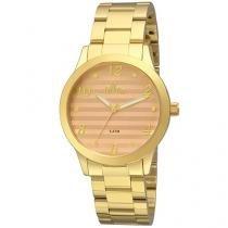 Relógio Feminino Allora Analógico - Resistente à Água Soft Colors AL2035FIF/4X