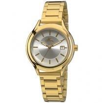 Relógio Feminino Allora Simples Encontro - AL2115AH/4K Analógico Resistente à Água