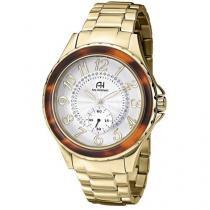 Relógio Feminino Ana Hickmann Analógico  - Resistente à Água AH28679M
