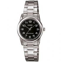 Relógio Feminino Casio Analógico - Resistente à Água LTPV001D1BUD