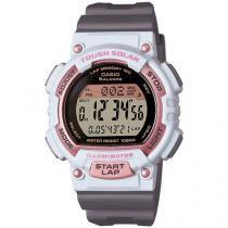 Relógio Feminino Casio Digital - Resistente à Água STL-S300H-4ADF