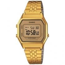 Relógio Feminino Casio LA680WGA-9DF - Digital Resistente a Água