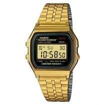 Relógio Feminino Casio Vintage A159WGEA-1DF - Digital Resitente à Água com Data