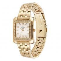 Relógio Feminino Champion Analógico CN29132H - Dourado - Único -