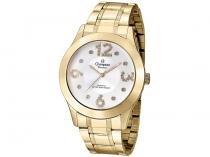 Relógio Feminino Champion Analógico  - CN29178H Dourado