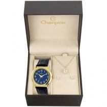 Relógio Feminino Champion Analógico - Resistente à Água CH22224K
