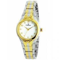 Relógio Feminino Champion Analógico - Resistente à Água CH24802B