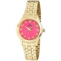 Relógio Feminino Champion Analógico - Resistente á Água CH24893L