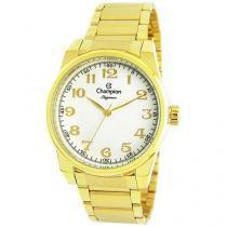 Relógio Feminino Champion Analógico - Resistente à Água CN25010H