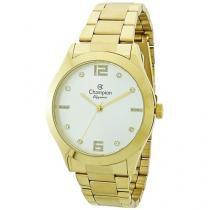 Relógio Feminino Champion Analógico - Resistente à Água CN25145H