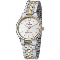 Relógio Feminino Champion Analógico - Resistente à Água CN28124S