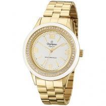 ea727df7774 Relógio Feminino Champion Analógico - Resistente à Água Elegance CN27241H