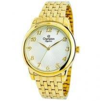 Relógio Feminino Champion Analógico - Resistente à Água Elegance CN28455H