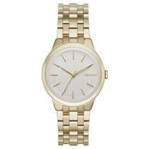 Relógio Feminino DKNY Analógico  - Resistente à Água NY2382/4KN