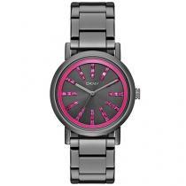 Relógio Feminino DKNY Analógico  - Resistente a Água NY2420/1CN