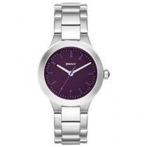 Relógio Feminino DKNY Fashion NY2386/1GN - Analógico Resitente à Água com Cronômetro