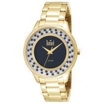 Relógio Feminino Dumont Analógico - Resistente à Água DU2035LMM/4C