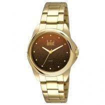 Relógio Feminino Dumont Analógico - Resistente à Água DU2035LNU/4P