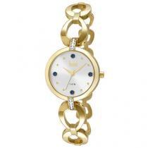 Relógio Feminino Dumont DU2036LSP/4K - Analógico Resistente à Água