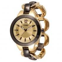 Relógio Feminino Euro Analógico EU2035LRJ/4D - Dourado - Único -