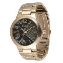 Relógio Feminino Euro Analógico EU2036LXY/4V - Dourado - Único -