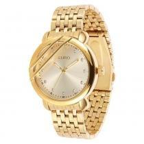 Relógio Feminino Euro Analógico EU2036YEB/4D - Dourado - Único -