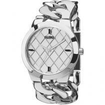 Relógio Feminino Euro Analógico Fashion Eu2033al/3k -