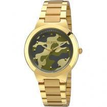 Relógio Feminino Euro Analógico - Resistente a Água EU2035YBG/4C