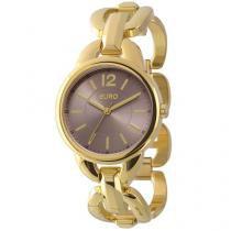 Relógio Feminino Euro Analógico - Resistente à Água Premium EU2035XZT/4C