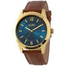 Relógio Feminino Euro EU2036LZC/2A Analógico - Resistente à Água