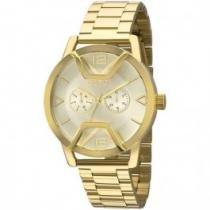 Relógio Feminino Euro Tribal Eu6p25aa/4k - Dourado -