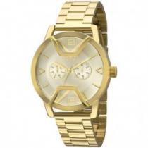 Relógio Feminino Euro Tribal Eu6p25aa/4k - Dourado - Euro