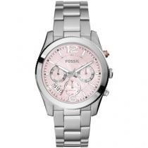Relógio Feminino Fossil Analógico - Resistente à Água Perfect Boyfriend ES4173/1KN